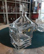 кристален сервиз за уиски Bohemia Maria 11696 - Pochehli