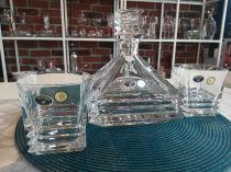 Кристален сервиз за уиски Мария 11376 - Pochehli