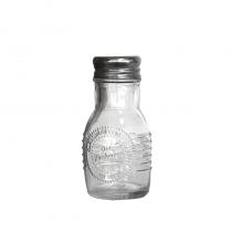 стъклена солница OLD FASHIONED