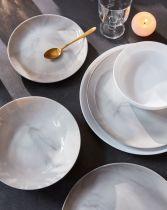 сервиз за хранене Luminarc marble