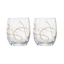 гравирани чаши за уиски string за двама