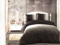 спален комплект в сиво 100% памук
