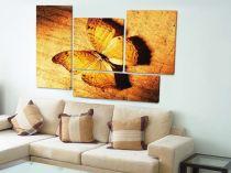 """Картина пано """"Пеперуда"""", 110 * 90 см 7958 - Pochehli"""