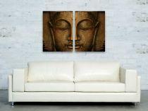 """Картина пано """"Буда"""", 2 бр. 40 * 60 см 6222 - Pochehli"""