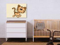 """Детска картина пано """"Коте"""", 75 * 55 см 7035 - Pochehli"""