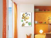 """Детска картина пано """"Пеперудка"""", 40 * 60 см"""