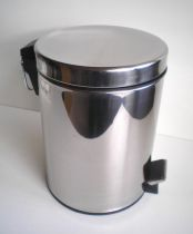 Кофа с педал инокс 8 л 5017 - Pochehli