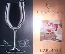 Чаши за вино Cabernet Tulipe 580 мл, Chef & Sommelier 8234 - Pochehli