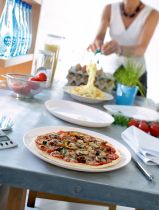 Чиния за пица, Luminarc Evolution, 32 см 9829 - Pochehli