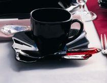 Сервиз за чай Luminarc Authentic, черен, 12 части