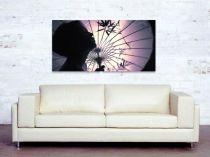 """Картина пано """"Японски чадър"""", 120 * 60 см"""