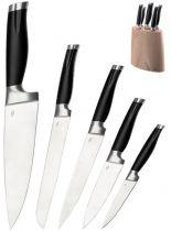 Комплект ножове в дървена поставка, Jamie Oliver