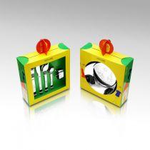 Детски комплект прибори за хранене Turini, 6 части, Herdmar