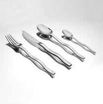 Комплект прибори за хранене Swing, 51 части, Herdmar