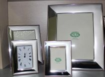 Посребрена рамка за снимки, 3 размера