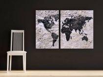 """Картина пано """"Земята"""", 110 * 70 см 7317 - Pochehli"""