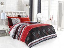"""Спален комплект """"Аменте"""", червено, Декона  8813 - Pochehli"""