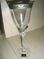 BOHEMIA чаши за червено вино Александра декор