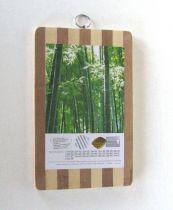 Дъска за рязане бамбук 16 * 26 см 6798 - Pochehli