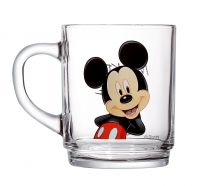 Чаша за топли напитки Luminarc Mickey Mouse, Disney