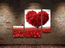 """Картина пано """"Всичко е любов"""" 9814 - Pochehli"""