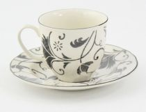 Сервиз за кафе и чай Дамаск, Claytan