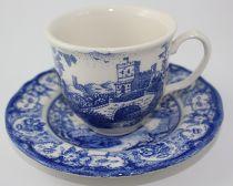 Сервиз за кафе и чай Пембърли, Claytan, 12 части