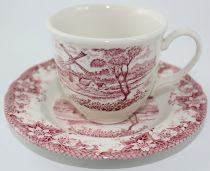 Сервиз за кафе и чай Вятърна мелница, Claytan