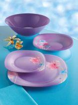Сервиз за хранене Luminarc Angel Purple 65373