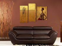 Картина дами в пустинята 7180 - Pochehli