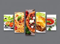 Картина Италианска кухня 7242 - Pochehli