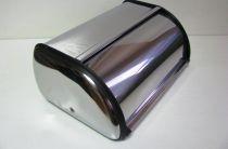 Кутия за хляб инокс малка 5168 - Pochehli