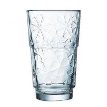 Комплект от 6 чаши Luminarc Funny Flowers, 250 мл