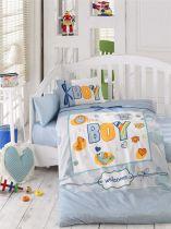 Бебешки спален комплект Момченце