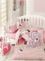 Бебешки спален комплект Сладуранка