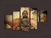 Картина пано Буда, близък план 6185 - Pochehli