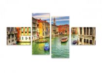 Картина пано Венеция, близък план 5851 - Pochehli