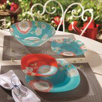 Сервиз за хранене Silene Glass Luminarc