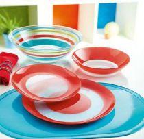 Сервиз за хранене Simply Colors Red