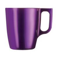 Чаша Flashy Colors, лилаво
