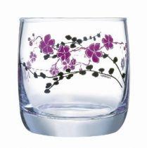 Чаши за аперитив Luminarc Kashima Purple, 3 бр. * 310 мл 8497 - Pochehli