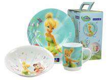 Детски сервиз за хранене Fairies 3 части, Luminarc