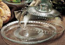 Стъклен поднос с капак Luminarc, 27 см 11007 - Pochehli