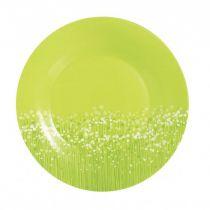 Порционна чиния Flowerfield Anis Luminarc 25 см