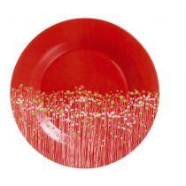 Десертна чиния Flowerfield Red Luminarc 19 см