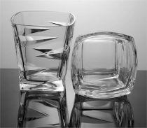Кристални чаши за уиски Зиг Заг Бохемия 8371 - Pochehli