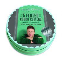 Комплект от 6 бр къдрави метални форми, Jamie Oliver