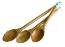 Комплект от 3 бр дървени лъжици, Jamie Oliver