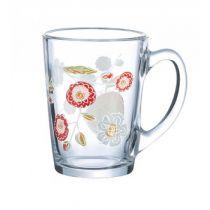 Чаша за топли напитки Silene Floral Luminarc, 320 мл