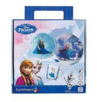 Детски сервиз за хранене Замръзналото кралство, Luminarc